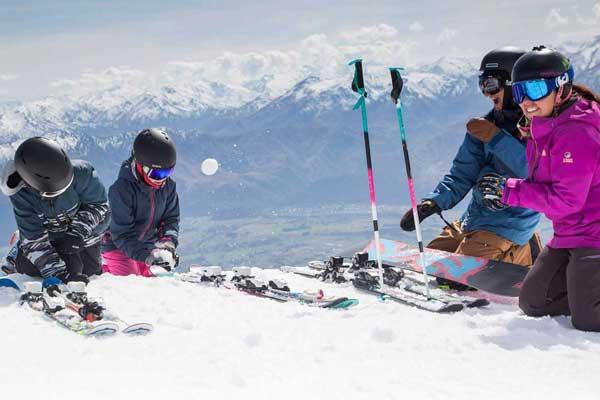 07 Day Ski-Go Package