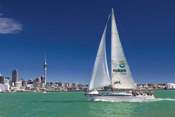 07 Day North Island Scenic Package