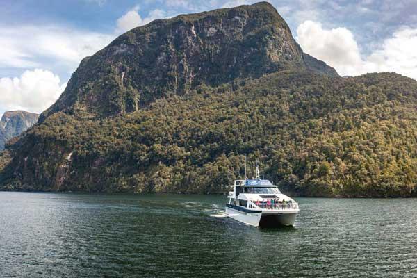 Real Journeys Doubtful Sound Wilderness Cruise