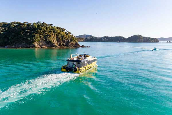 10 Day North Island Highlights Coach Tour Package