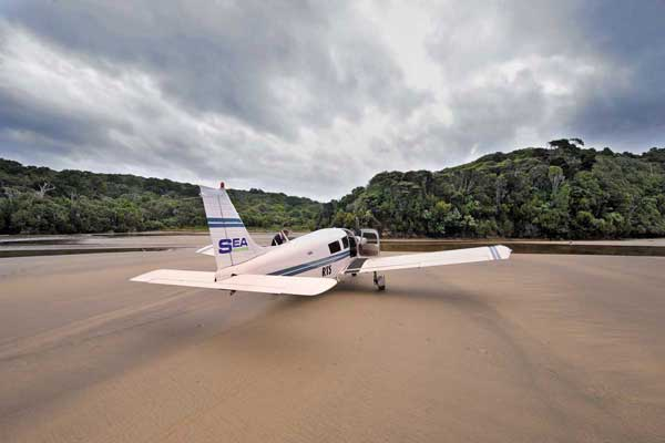 Stewart Island Flights | Scenic Flights