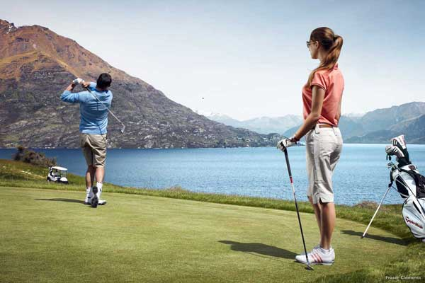 10 Day South Island Golf Package