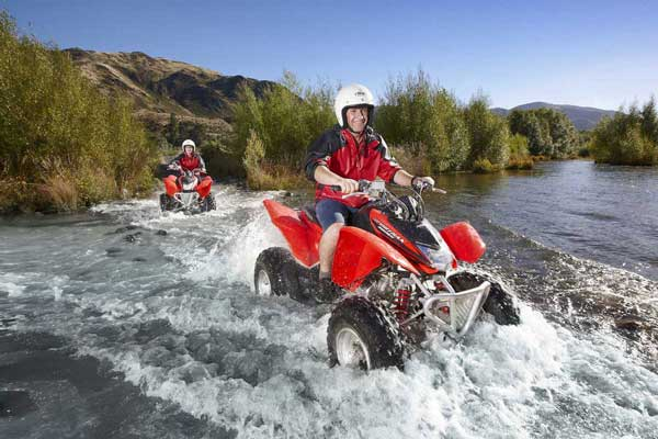 Hanmer Springs Attractions | Off Road