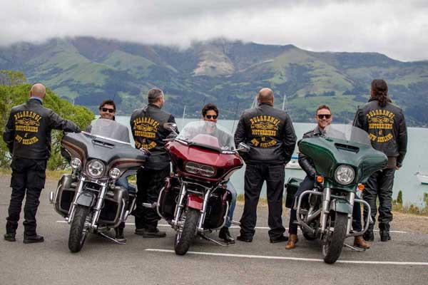 Harley Davidson Day Tours Ex Auckland