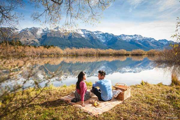 21 Day New Zealand Honeymoon Package