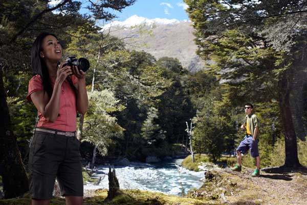 14 Day Essence of New Zealand Package