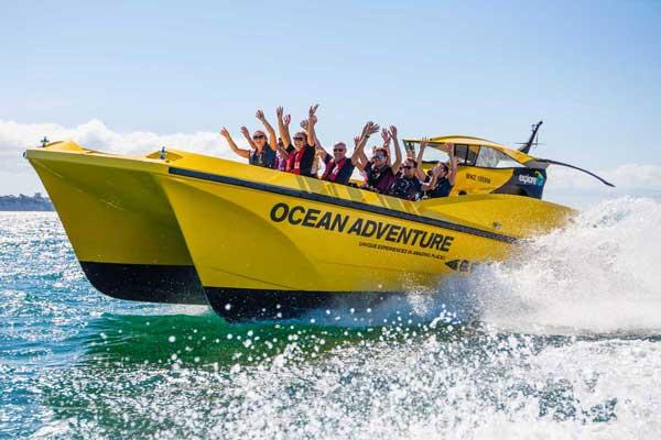 Ocean Adventure Bay of Islands | Explore NZ