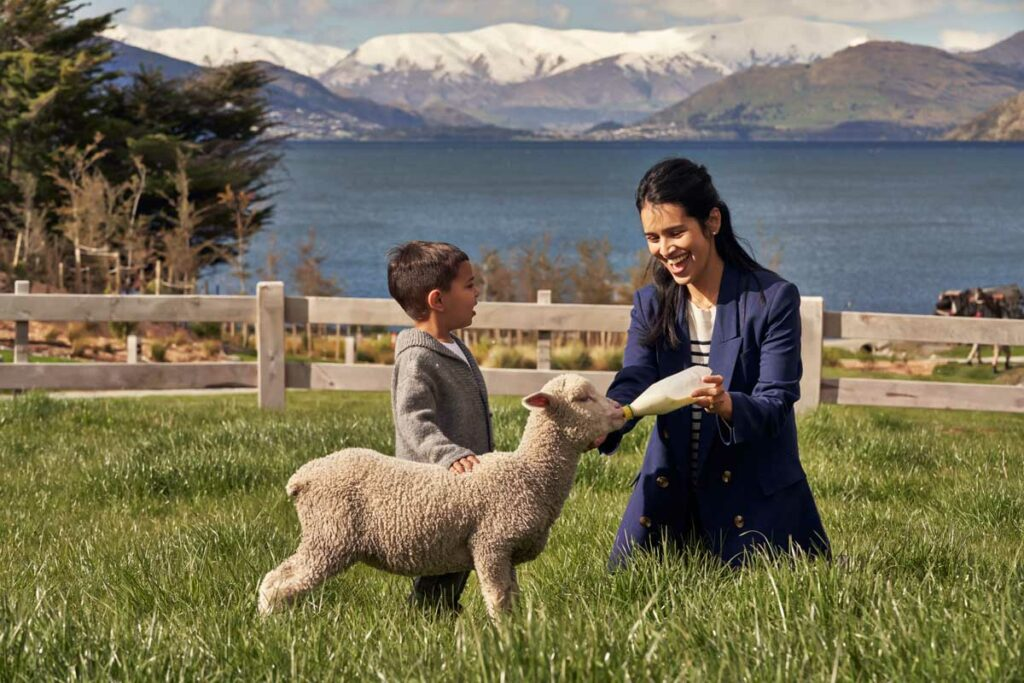 Farm Stays, New Zealand Holidays, Kiwi Experience