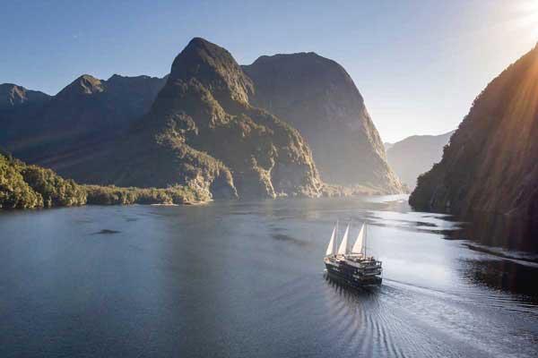 Real Journeys Doubtful Sound Overnight Cruises