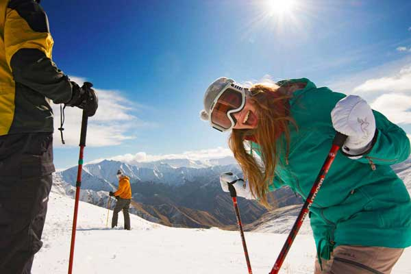 07 Day New Zealand Ski Holiday Package