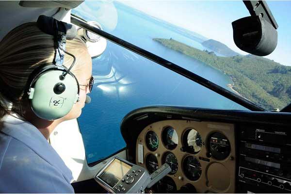 Taupo's Floatplane II