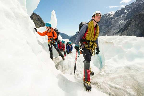 Fox Glacier Guiding Ice Climbing