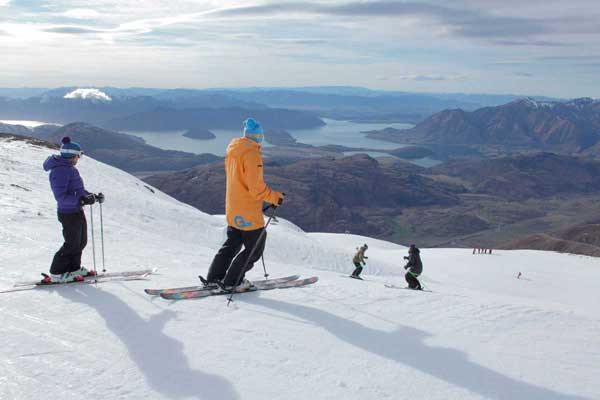 10 Day Ski Max Holiday Package