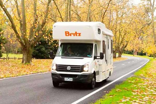 Britz Motorhomes New Zealand